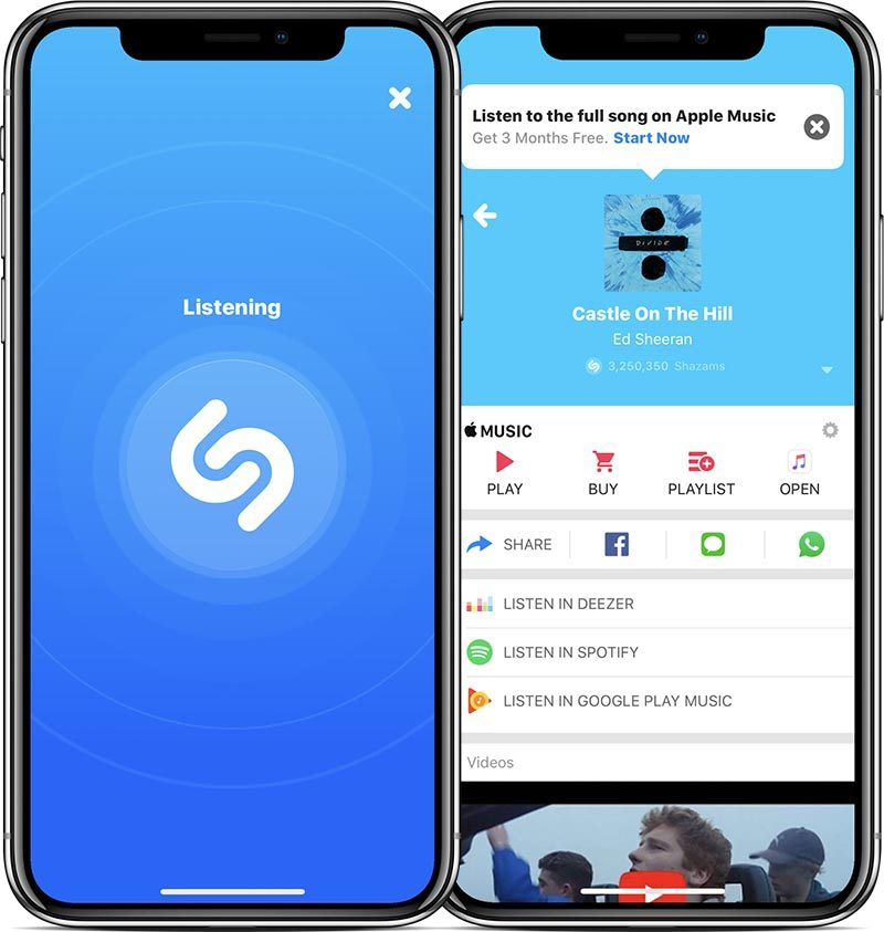 Apple Acquiring Shazam and Says 'Exciting Plans' Are Ahead - MacRumors