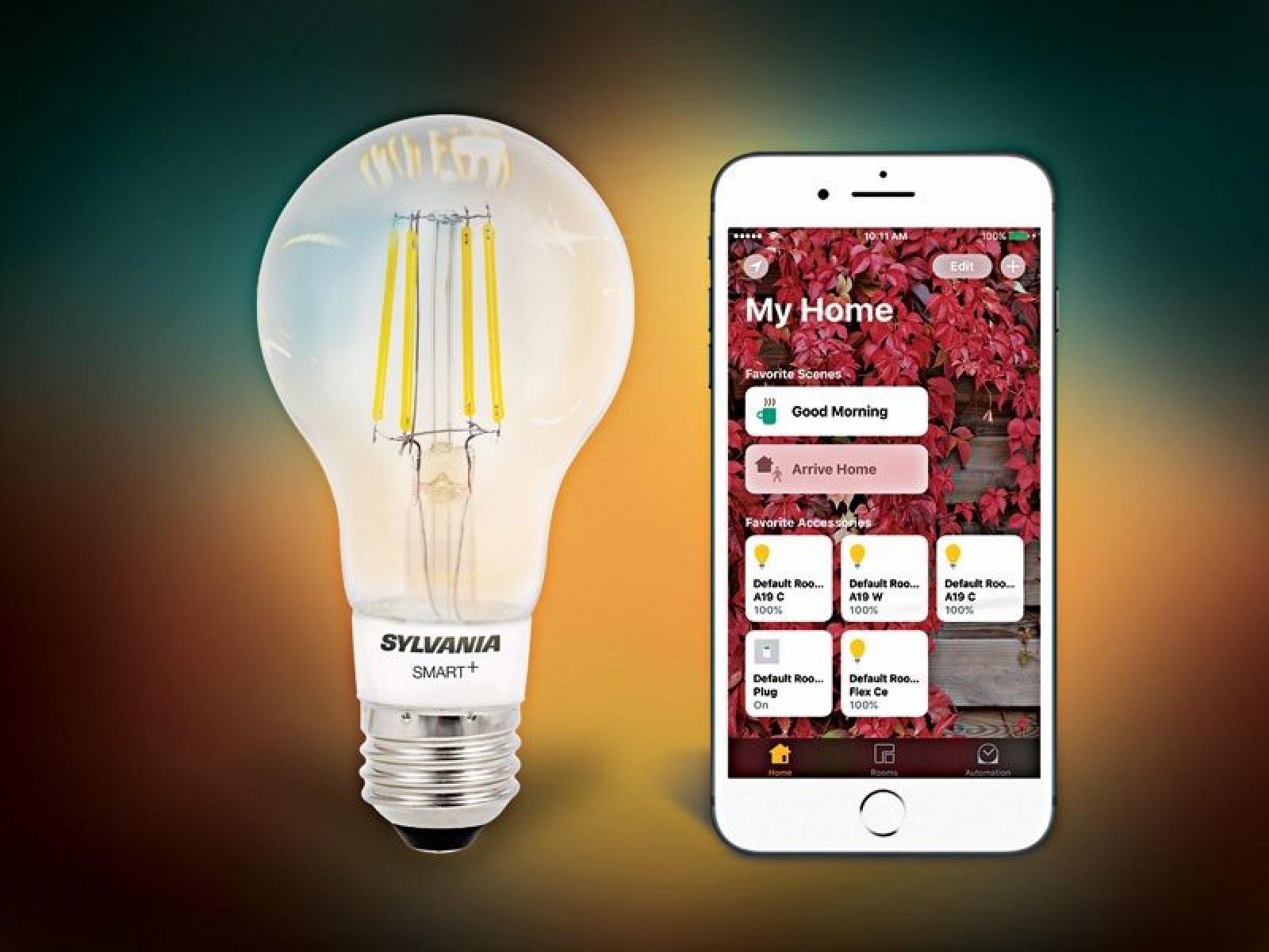 Ledvance introduces new homekit enabled sylvania smart filament ledvance introduces new homekit enabled sylvania smart filament light bulb mac rumors arubaitofo Choice Image