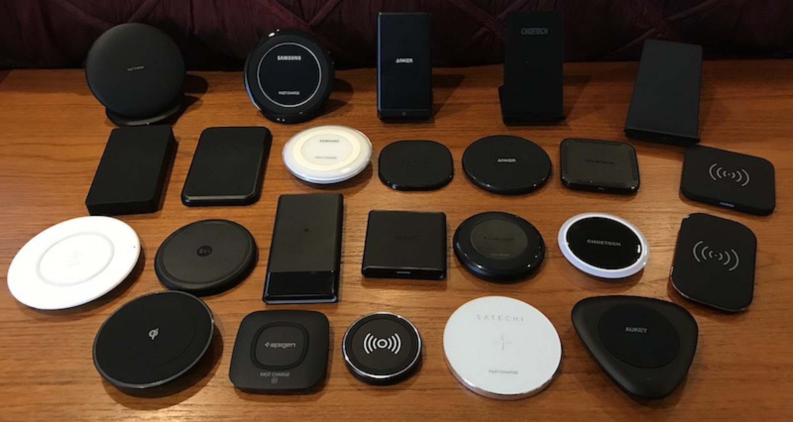 Best wireless chargers for iphone x iphone 8 and iphone - Iphone x chargeur ...