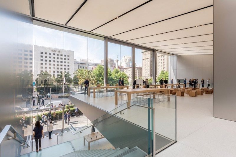 Flagship apple store possibly still planned at yonge bloor in apple union square in san francisco while the blueprints were submitted to the city of toronto in march 2016 eagle eyed macrumors reader and toronto malvernweather Choice Image
