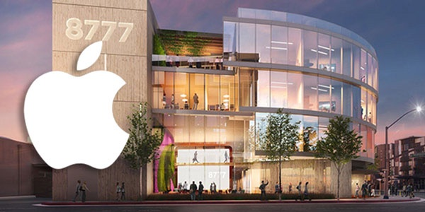 Apple new office design Now Apple To Lease New Office Building In Culver City Ubergizmo Apple To Lease New Office Building In Culver City Macrumors