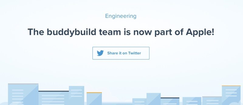 apple acquires canadian app development startup buddybuild - mac, Presentation templates