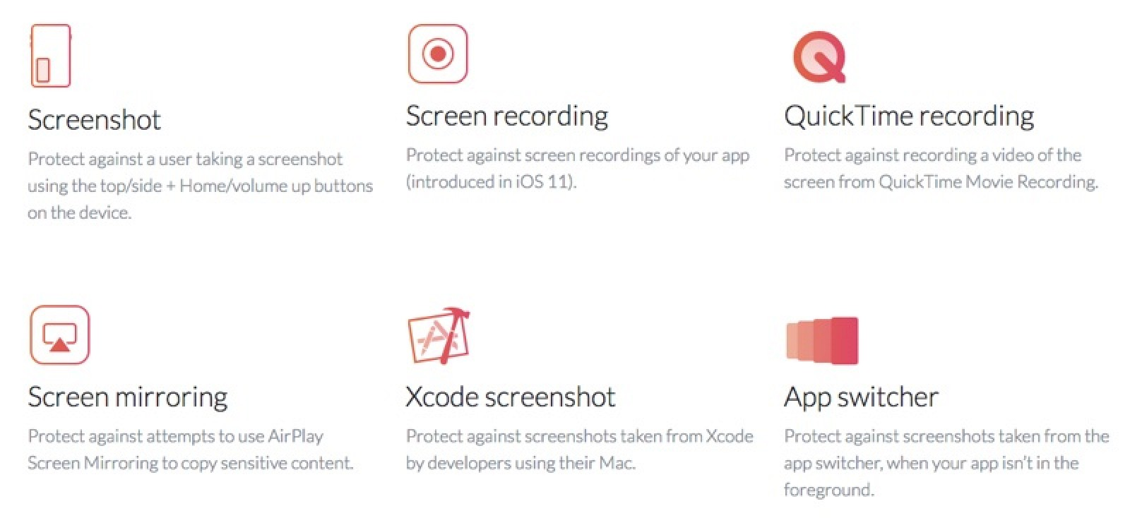 photo image Confide Introducing New 'ScreenShield' SDK That Will Allow Developers to 'Screenshot-Proof' Their Apps
