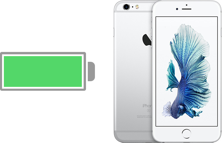 brand new d66d6 4c86c How to Get Your iPhone's Battery Replaced at Apple Store or Apple ...