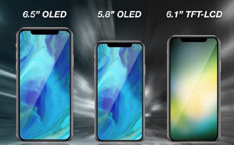 LG dodá Applu displeje pro největší iPhone X Plus