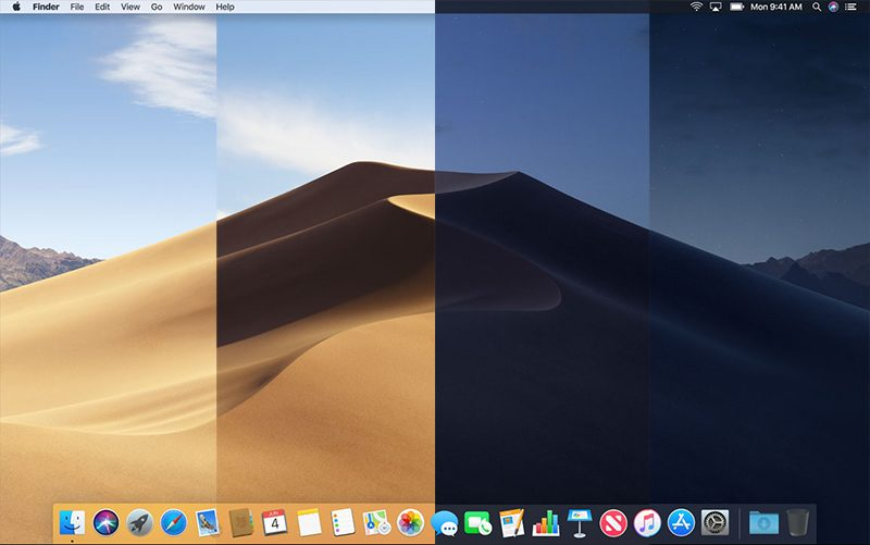 macOS Mojave: Dark Mode, Stacks, & More