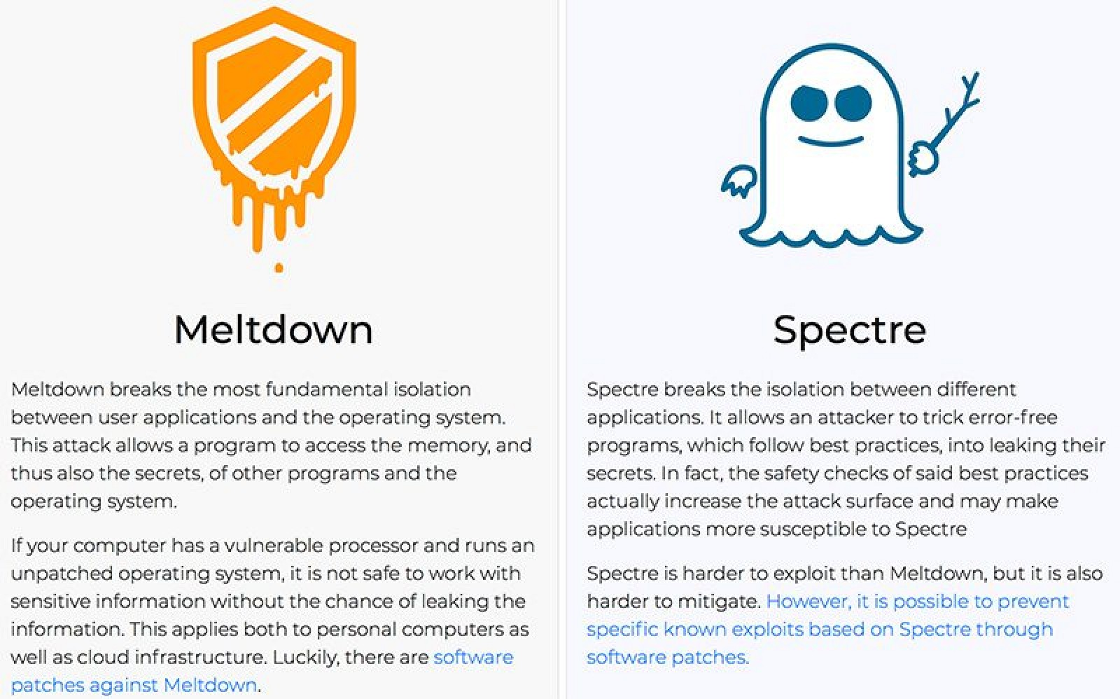 photo image Apple Addresses Meltdown and Spectre in macOS Sierra and OS X El Capitan With New Security Update