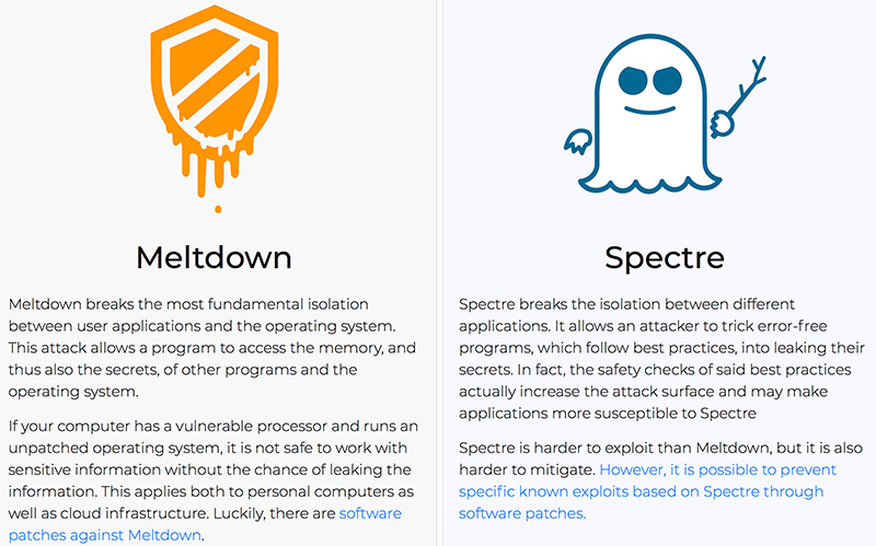 Intel Foundries Continue to Face Issues and Another Spectre