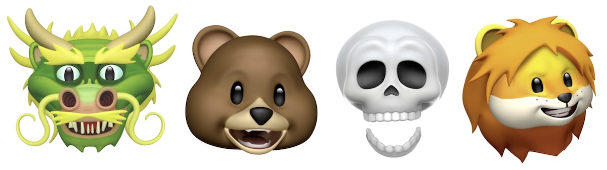 Apple Reveals Messages in iOS 11 3 Will Get Four New Animoji