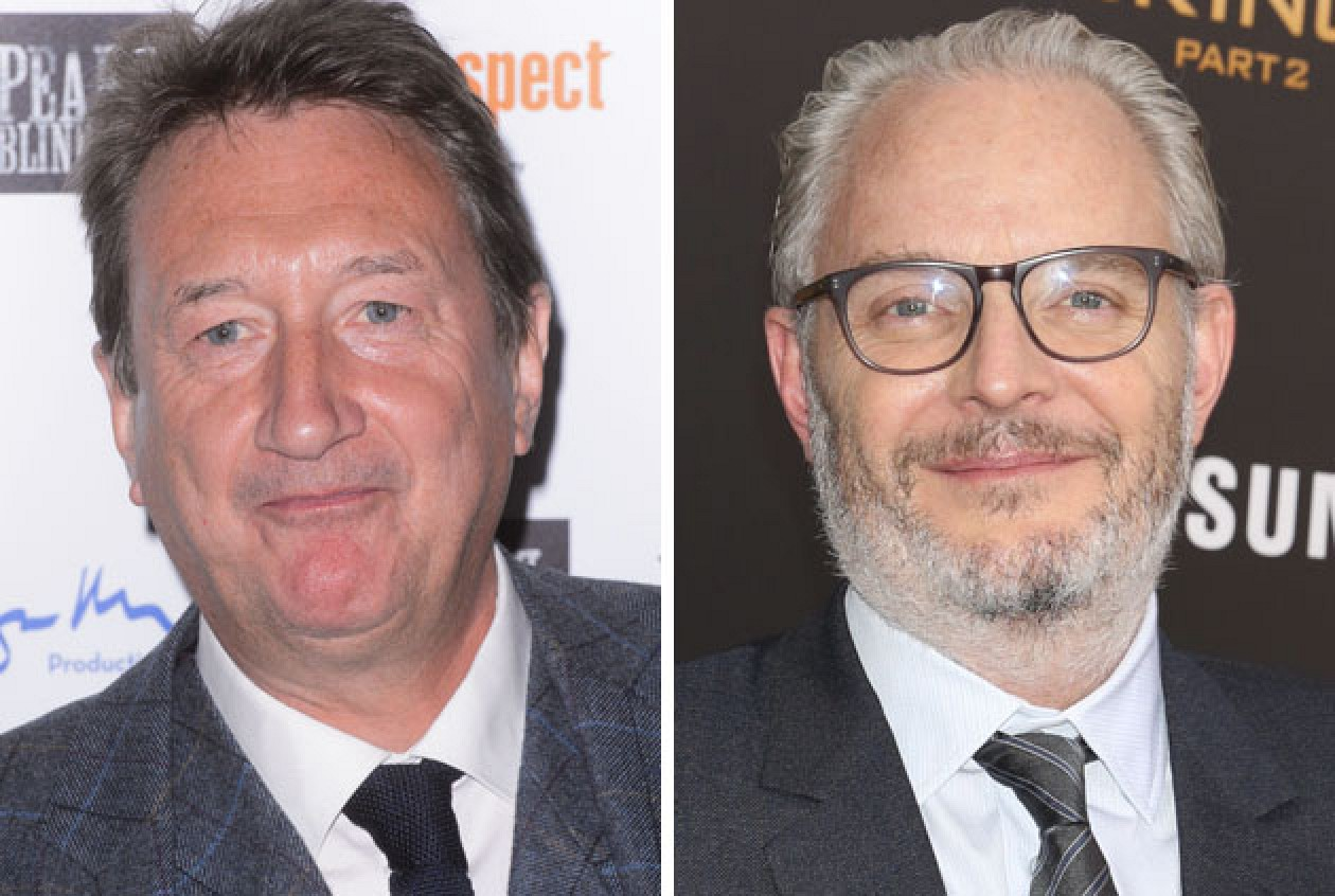 photo image Apple Inks Deal for 'See' Futuristic Drama Series Written by Peaky Blinders Creator Steven Knight