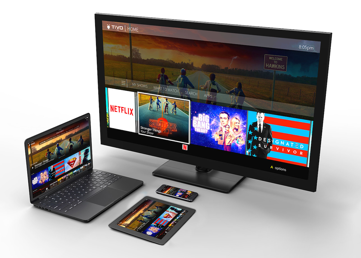 TiVo Reveals 'Next-Gen Platform' to Combine Cable and Streaming