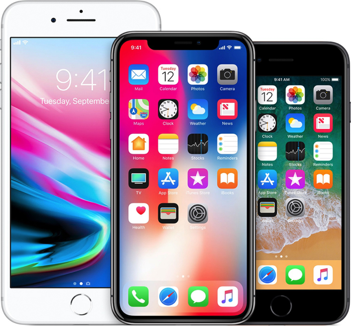 how to connect my emails to new apple iphone 6