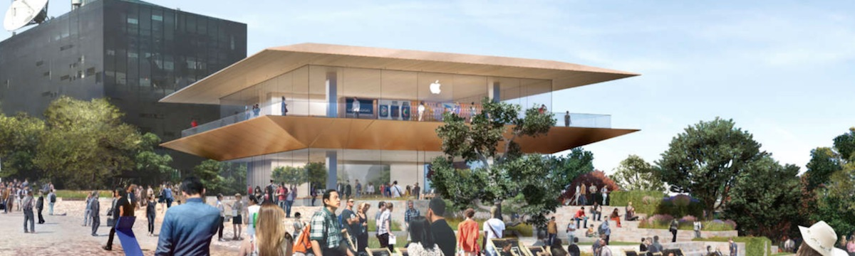 Apple's Planned Flagship Store in Melbourne, Australia Faces Backlash from City Council Over its Design