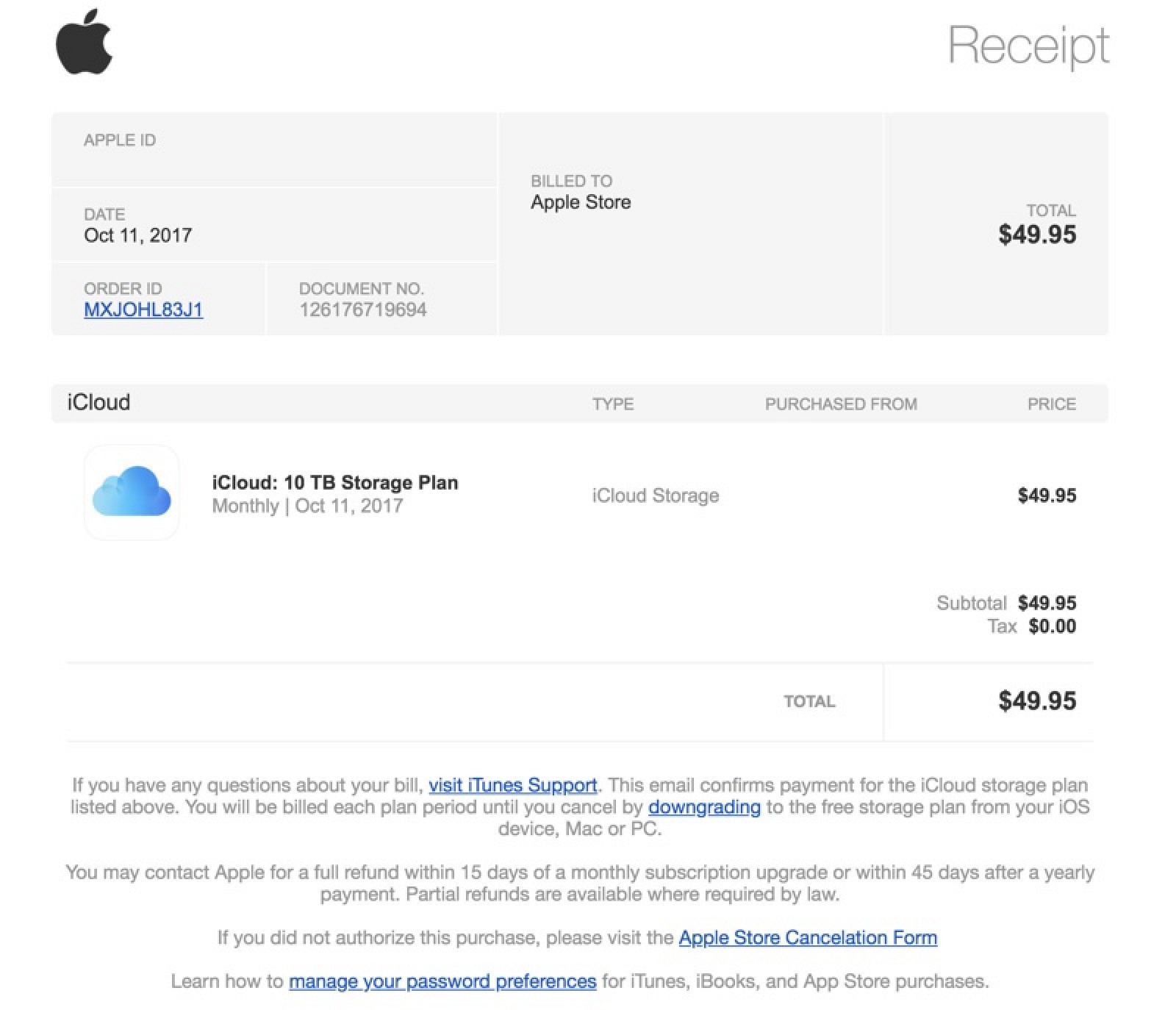 And - Shares Avoiding Emails Macrumors Apple On Phishing Store Itunes App Tips