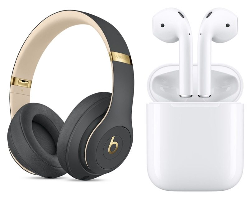 Apple s Upcoming Over-Ear Wireless Headphones to Target High-End Noise- Canceling Market fc9501611ed9