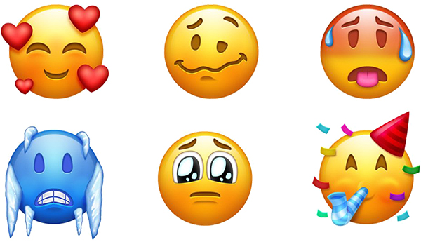 Here Are 150 New Emoji Coming To Iphones And Ipads Later