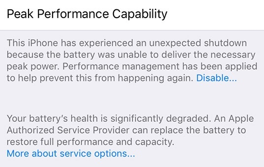 2c3963d949a2d How to Disable Apple s Performance Management Features in Older ...