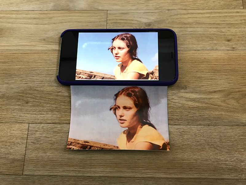 Lifeprint 3x4 5 Photo and Video Printer Review - MacRumors