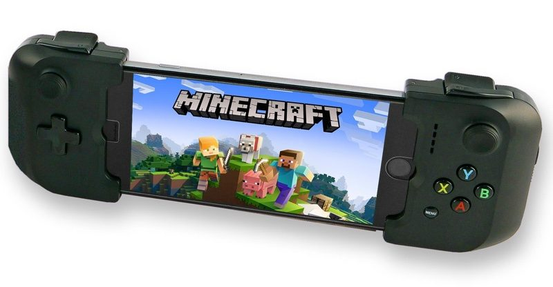 new products 53766 f8b44 Gamevice Launches Special Minecraft Gaming Controller Bundle - MacRumors
