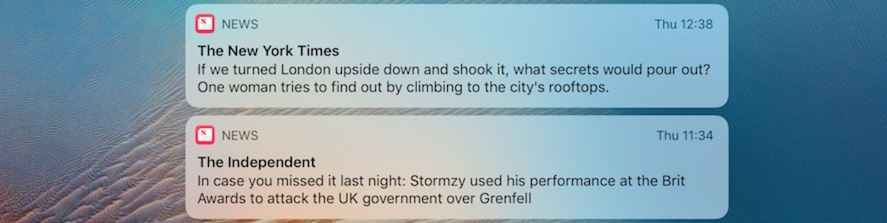 How to Take Control of Apple News Alerts in iOS 11 - MacRumors