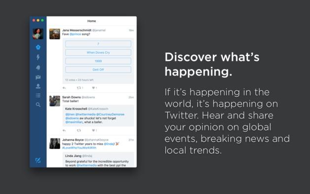 Twitter for Mac App Set to Return to macOS - MacRumors