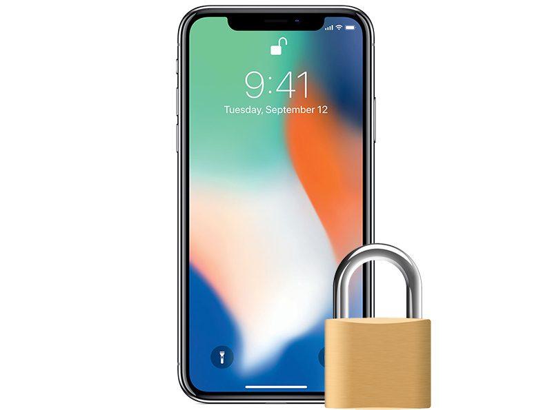 Iphone x unlock cells