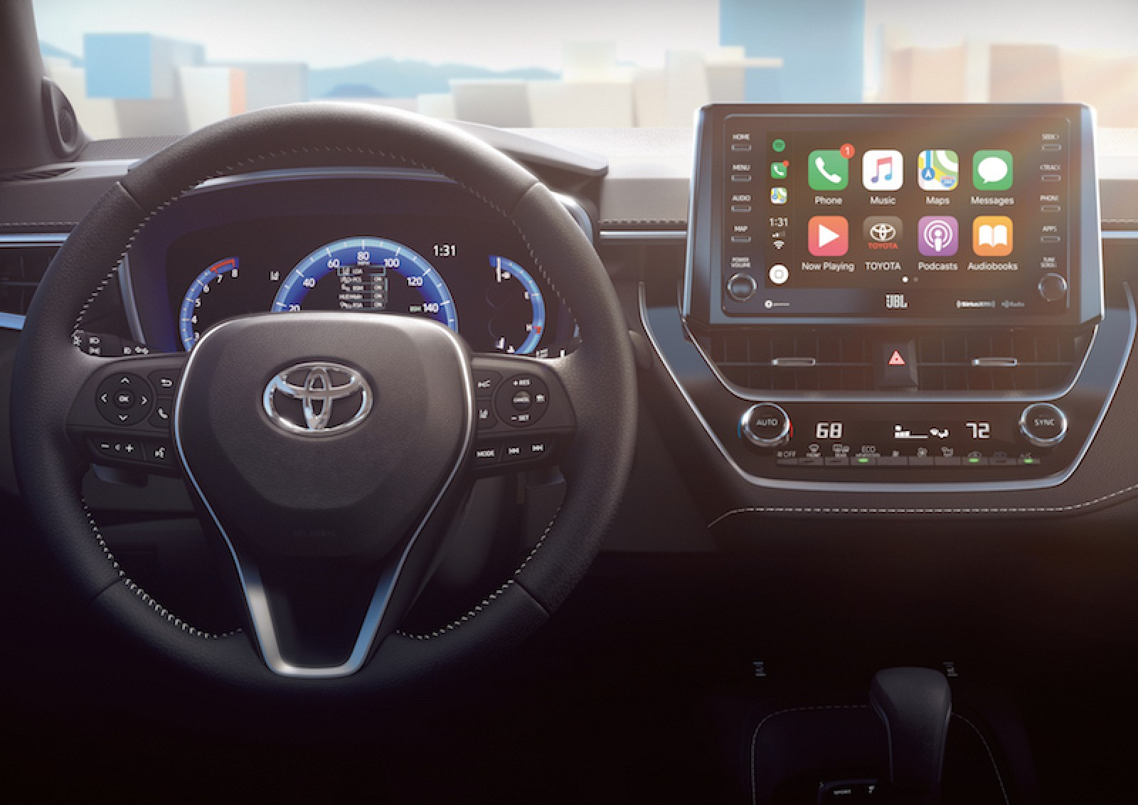 Toyota Continues CarPlay Rollout With 2019 Corolla Hatchback - MacRumors