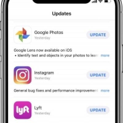 App Store On Macrumors