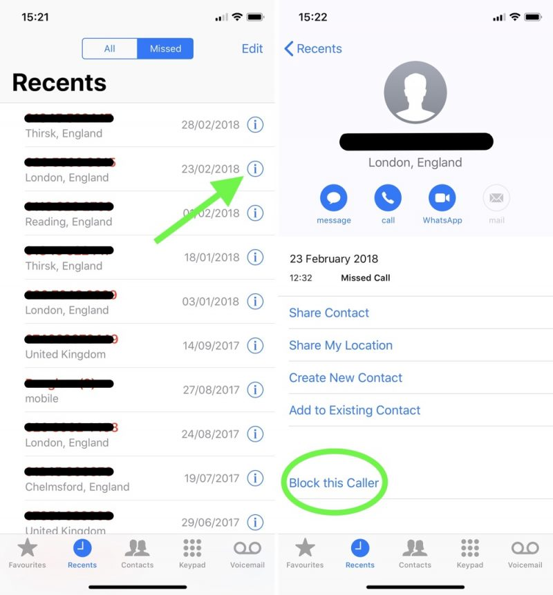 How to Block Nuisance Calls and Messages on Your iPhone