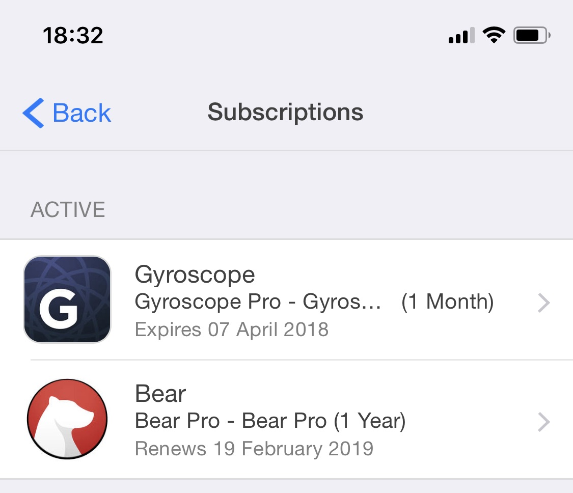 How to Cancel App Store Subscriptions - MacRumors