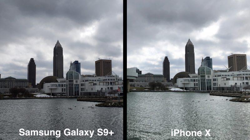 cityviewsamsungiphone 800x450 - Samsung's Galaxy S9 vs Apple's iphone X;Camera Test