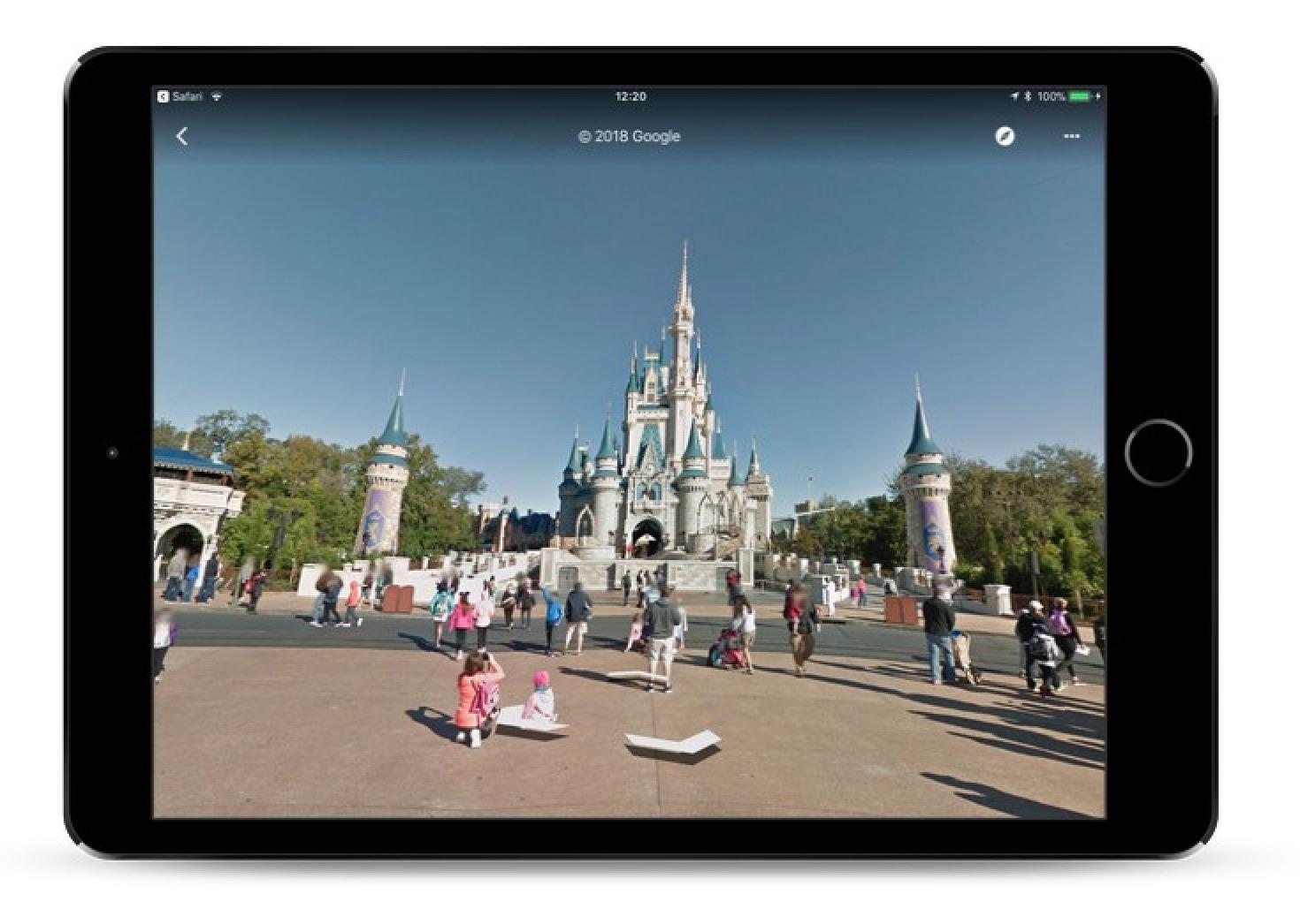 Google Maps Adds 11 Disney Parks to Street View - MacRumors