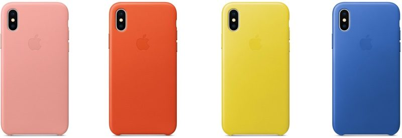 brand new c54e0 5b892 Apple Debuts New iPhone and iPad Cases, Launches New Apple Watch ...