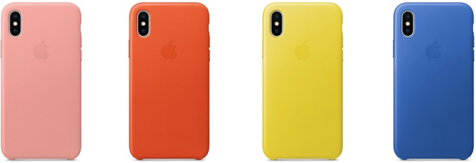 brand new b24f5 e3cb8 Apple Debuts New iPhone and iPad Cases, Launches New Apple Watch ...
