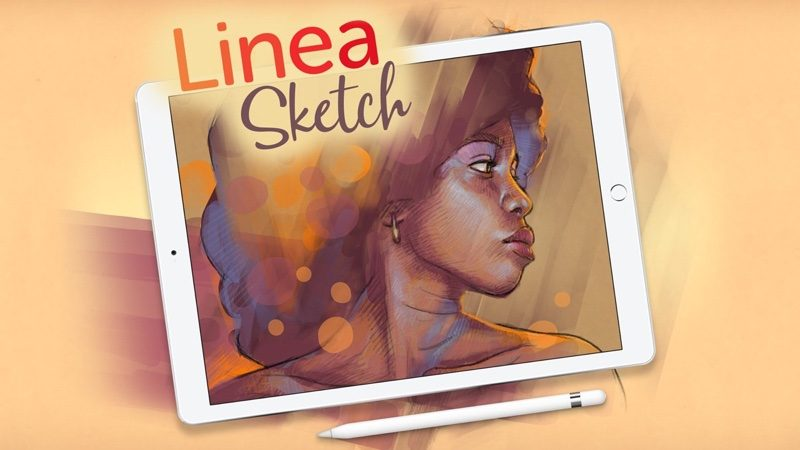 Popular ipad drawing app linea sketch gets major feature update the previous version of linea was limited to landscape mode but the new update adds support for portrait orientation so you can draw in either landscape or malvernweather Choice Image