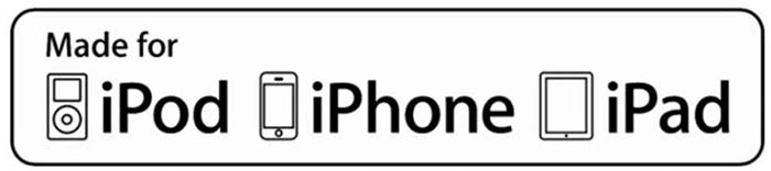 Image result for made ipod iphone ipad logo
