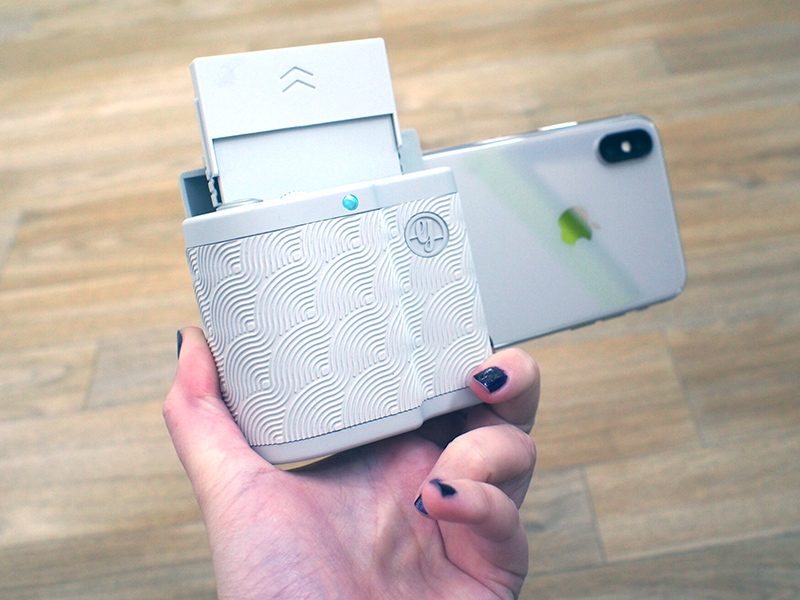227e49b9517d1 The Prynt Pocket includes fun augmented reality features that are better  than Lifeprint's (Polaroid doesn't offer this feature at all), which is an  added ...