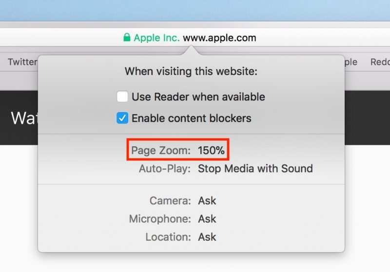 How to Make Web Pages in Safari for Mac Easier to Read