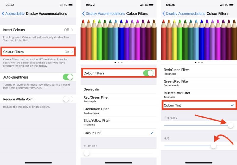 How To Control And Tweak A True Tone Display On Iphone And Ipad