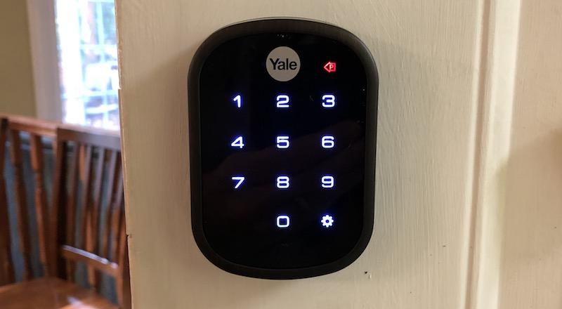 Review Yale S 220 Assure Lock Sl Is A Sleek Keyless