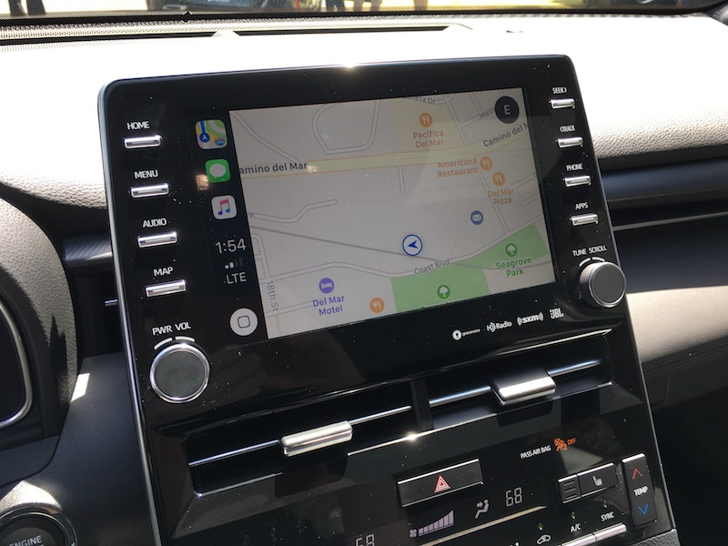 Toyota Brings CarPlay, Apple Watch Support, Qi Charging and More to