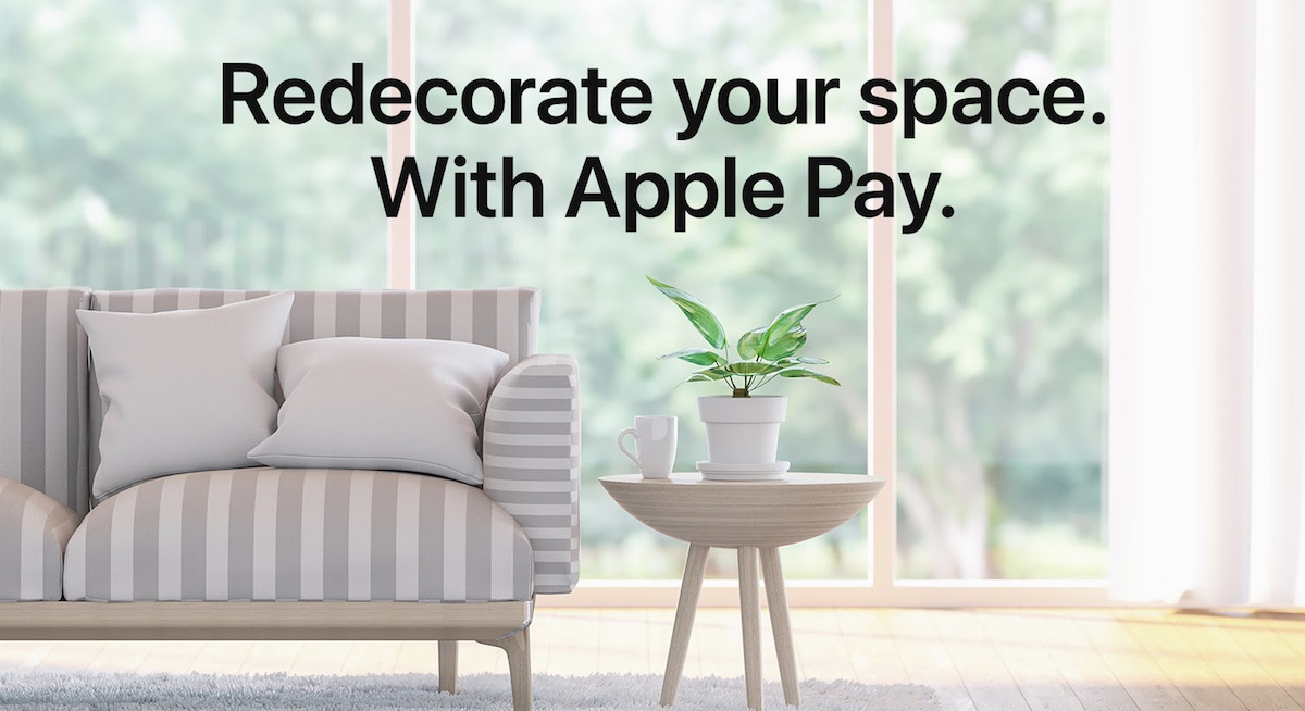 Apple Pay Promo Offers 10% Off Furniture Orders With