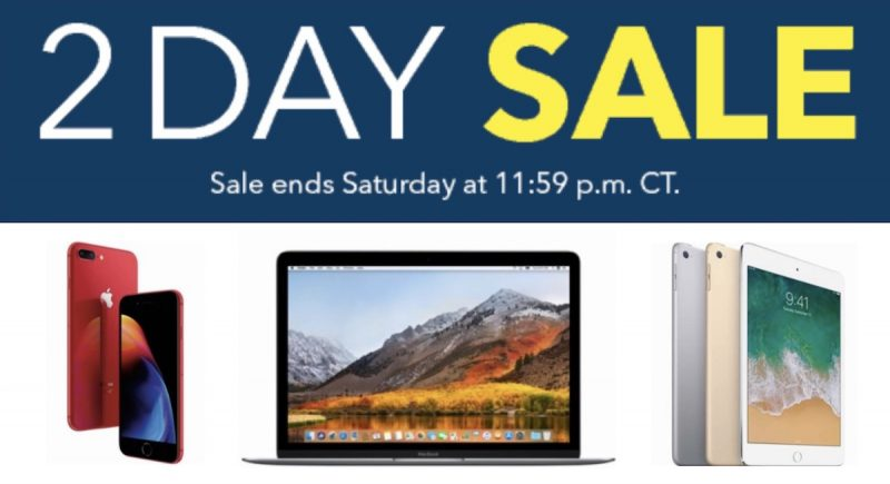 Best Buy 2-Day Sale: Save on 12-Inch MacBook, 5th Gen iPad