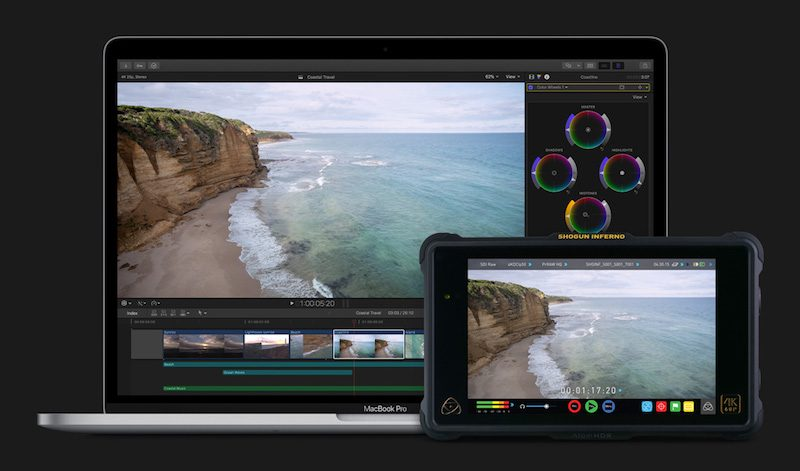 Final Cut Pro Gains Support for Editing RAW Files From DJI