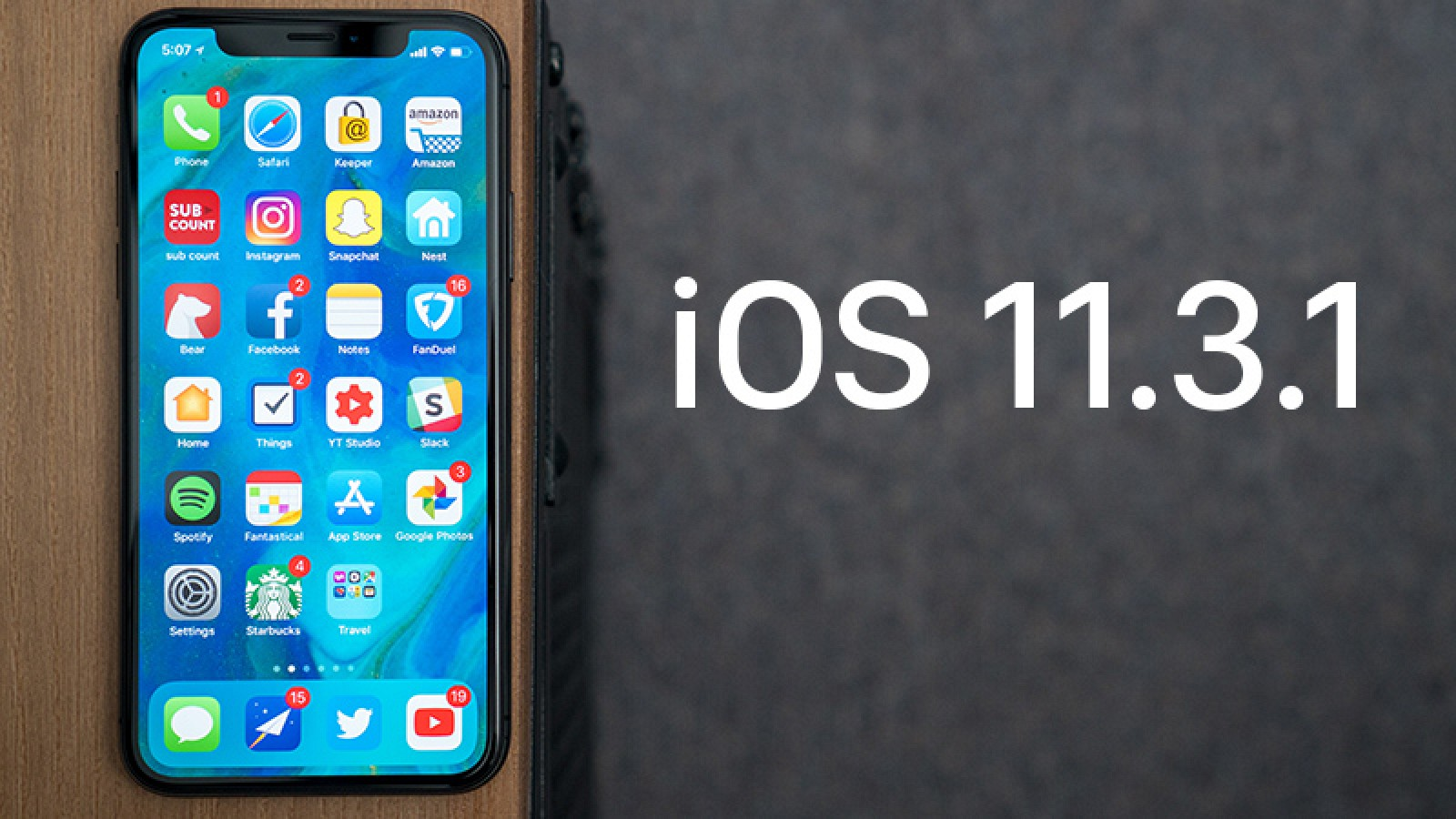 Apple Releases iOS 11.3.1 Update With Fix for Third-Party Display Repair  Issue - MacRumors