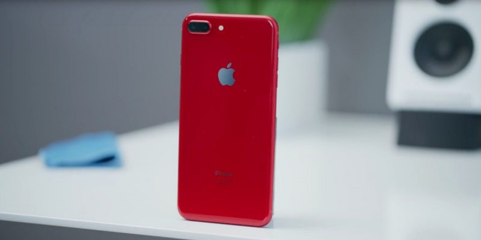 (PRODUCT)RED iPhone 8 Plus Gets First Unboxing and Hands ...