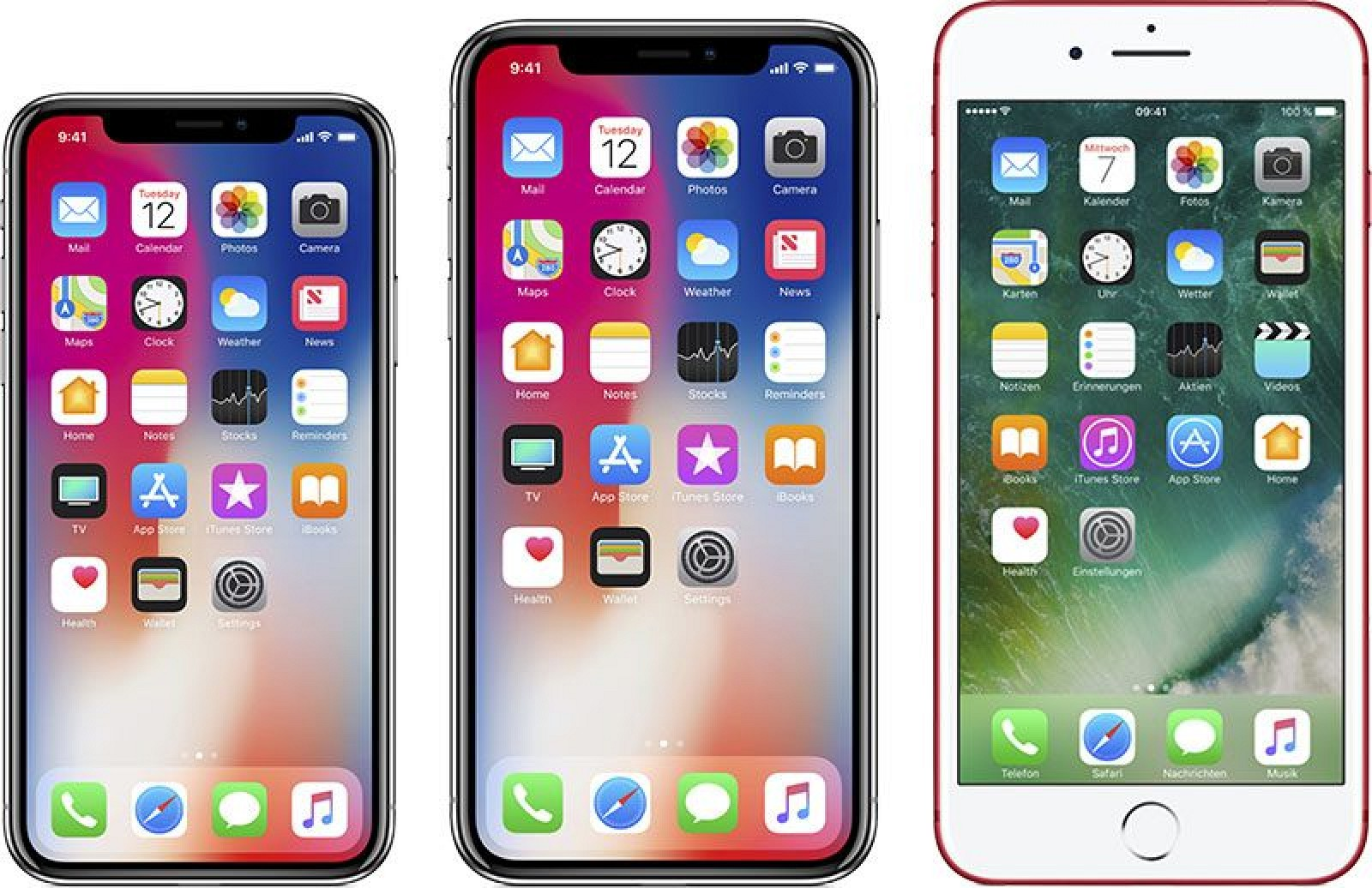 Samsung Expected to Begin iPhone X Plus Display Production in May