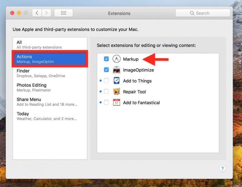 snipping tool for macos