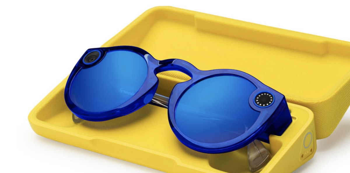 d0a2a71804a52 Snapchat Launches New Water Resistant Spectacles for  150 - MacRumors