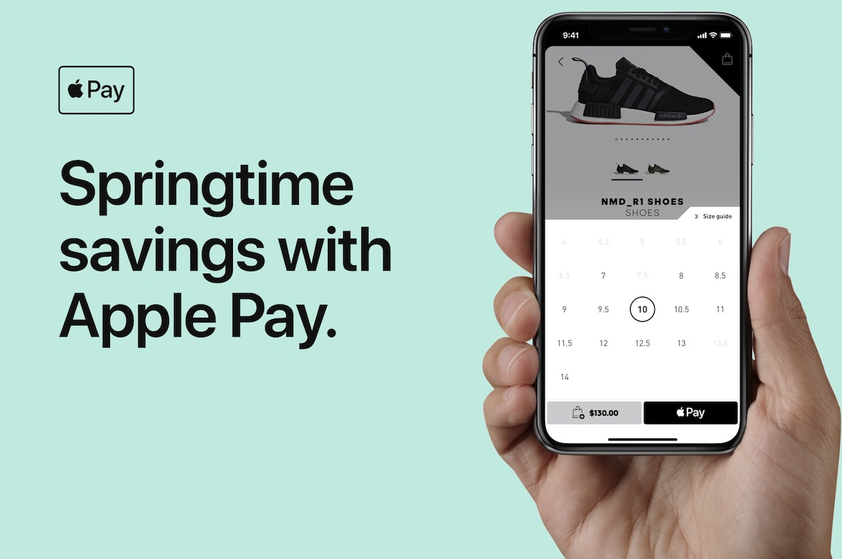 Unlike previous Apple Pay promos that usually focus on one or two services fc88fd837